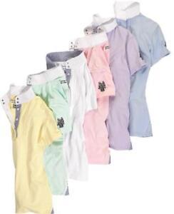 Ladies Eurostar Julie Show / Competition Shirt - Dressage / Eventing / SJ / Hunt