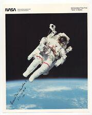 Bruce McCandless Ii - Nasa Astronaut - Signed Official Nasa 8x10 Photograph