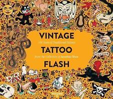 Vintage Tattoo Flash Volume 2 by Jonathan Shaw | Hardcover Book | 9781576878477