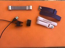 Fitbit Charge 2 Heart Rate & Fitness - Great Condition- Multiple Bands & Charger