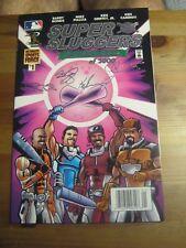 Super Sluggers #  1 1999 Limited Edition to 2000 Bonds, Piazza, Griffey Jr.    1
