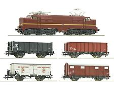 Roco HO scale Freight train Digital with Sound (3 Rail-AC) for Marklin NS