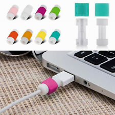10x For iPhone 5 Phone Protector Cover Saver USB Charger Cable Cord Wire Random