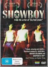 SHOWBOY - AWARD WINNING GAY COWBOY MOVIE - REGION 4 NEW & SEALED DVD