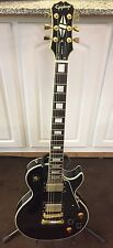 Epiphone Les Paul  Black Beauty Electric Guitar  a-y