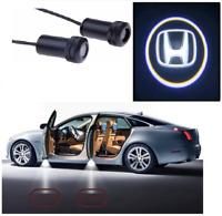 Honda LED Logo 2x Tür Shadow Licht Einstiegsbeleuchtung Projektor for