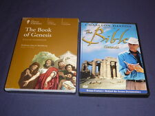 Teaching Co Great Courses  DVDs          THE BOOK OF GENESIS        new  + BONUS
