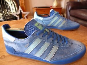 adidas Originals Bern 2019 Blue Lime Green UK 7.5 US 8 EU 41 Mens Trainers Shoes