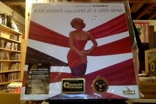 Julie London Latin in a Satin Mood 2xLP sealed vinyl 45 RPM Analogue Productions