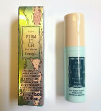 Benefit Firm It Up Eye Serum 2.5ml NEW & BOXED