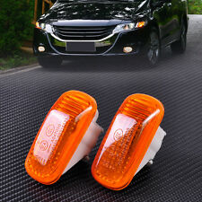Side Marker Turn Signal Fender Light Fit For Honda Civic CR-V Odyssey 2001-2005