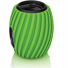 Philips Sba3011 Green SoundShooter wireless Bluetooth Portable Speaker