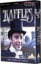 Raffles The Complete Collection ITV Boxset 1970s Original Drama Series 4 DVD New