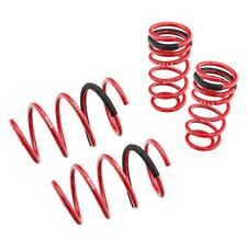 "For Mini Cooper 08-14 0.5"" x 0.75"" Front & Rear Lowering Coil Springs"