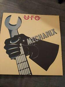 Vinyl Lp ufo machanics