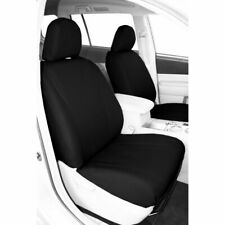 CalTrend Faux Leather Front Seat Cover for Chevy 07-13 Silverado 1500 - CV405