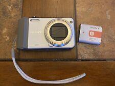 Sony Cyber-shot DSC-HX7V 16.2MP Digital Camera - White  (READ)