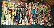 x-factor 50+ issue comics lot 25 1st appearance archangel run movie collection