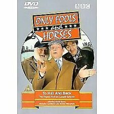 Only Fools and Horses to Hull and Back 5014503107123 DVD Region 2