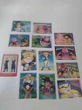 Rare DRAGON BALL Z DBZ Memorial Photo Trading Card Games Vintage 1995 Big Lot
