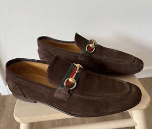 Gucci - Men's Brixton Horsebit Loafer