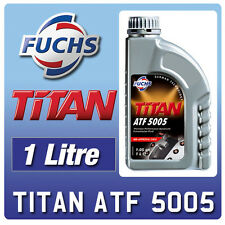 FUCHS TITAN ATF 5005 1 LITRE AUTOMATIC TRANSMISSION FLUID (ATF) GEAR OIL