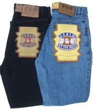 Worker Herren-Jeans aus Baumwolle in normaler Größe
