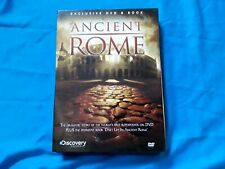 ANCIENT ROME DVD AND BOOK SET