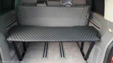 VW T5 & T6 Multivan Multiflexboard Bettverlängerung Ablage H :53cm Schwarz 910