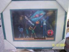 Coca Cola NBA Coke ART Frame Picture Basketball Set Cel 166 OF 2000 LTD Print