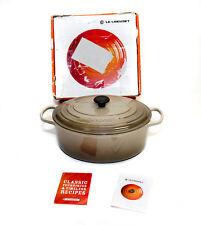 Le Creuset #35 Classic Cast Iron Oval Dutch Oven Cookwear