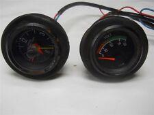 VDO GERMANY QUARZ - ZEIT 12V CLOCK + VOLT METER ? CAR OR MOTORCYCLE