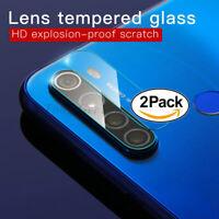[2 Pezzi] Pellicola Fotocamera Vetro Temperato per Xiaomi Redmi Note 8 / 8T