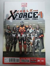 CABLE AND X-FORCE #1-19 (2013) MARVEL NOW COMICS FULL COMPLETE SERIES! DOMINO!