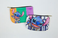 Stitch - Lilo And Stitch Coin Purse - Hand Bag - Travel Pocket Wallet For Her