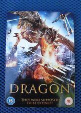 DRAGON DVD REGION 2 WITH SLIP SLEEVE.