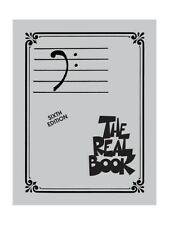 The Real Book Volume 1 Bass Clef Learn to Play Songs Tunes Trombone MUSIC BOOK