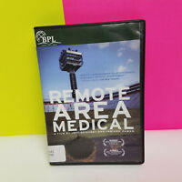 REMOTE AREA MEDICAL DVD Ex library free shipping documentary