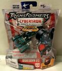 Transformers Cybertron Primus Unleashed Scout Class Brakedown GTS New MOSC