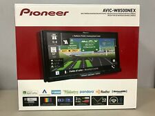 """Pioneer AVIC-W8500NEX 7"""" Wireless Car Play Android Navigation Receiver AVICW8500"""