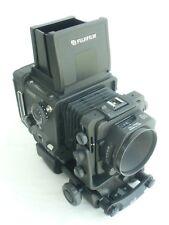 Fuji GX680 III (GX 680) camera, GX M 135mm/5.6 lens, IIIN holder (w/120 insert)