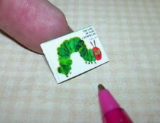 Miniature Favorite Ravenous Insect Book: DOLLHOUSE (Not Real, No Pages) 1/12