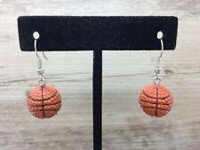Basketball Earrings, Basketball Jewelry, Basketball Player, Basketball Mom