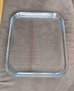 Panasonic Mikrowelle Backblech Glasteller Grillrost