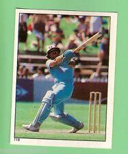 1983 SCANLENS CRICKET STICKER #118  IAN BOTHAM, ENGLAND