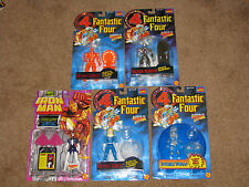 FANTASTIC FOUR Human Torch from Silver Surfer, Invisible Woman from Spider Woman