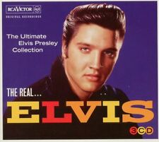 ELVIS PRESLEY - THE REAL.....THE ULTIMATE COLLECTION: 3CD SET (2011)