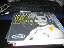 Lulu; Best of Both Worlds on 45  + Pic Sleeve
