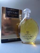GUERLAIN MITSOUKO 100ml 1980s EDT NEW RARE SEALED SPLASH BOTTLE NEAR MINT BOX