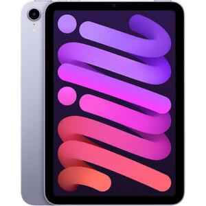 Apple iPad mini 6th Gen. 256GB, Wi-Fi, 8.3 in - Purple